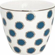 Greengate - Tasse, Becher, Latte Cup - Savannah -