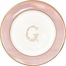 GreenGate Teller G rosa