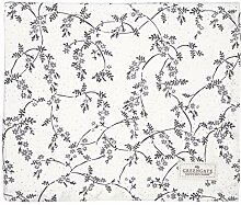 GreenGate - Tischdecke - Amira White - 150x150cm