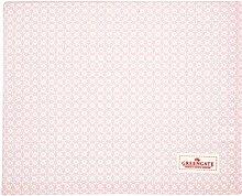 GreenGate Tischdecke Helle Pale pink 145x250 cm