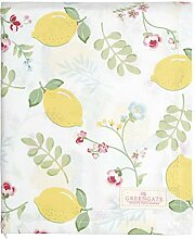 GreenGate - Tischdecke - Limona - Zitronen -
