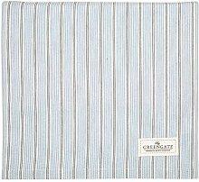 GreenGate Tischdecke Tova Pale Blue 170 x 130
