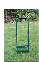 greenkey Garden und Home LTD Rasenlüfter, grün
