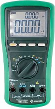 Greenlee dm-810a True RMS Digital Multimeter 1000Vol