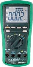 Greenlee DM-820A Multimeter, AC/DC, TRMS
