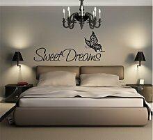 Wandtattoo Für Schlafzimmer günstig online kaufen | LIONSHOME