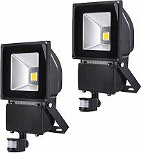 Greenmigo 2X 100W LED Strahler