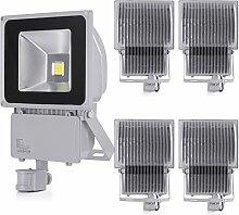 Greenmigo 5x 10W 20W 30W 50W 100W LED Strahler