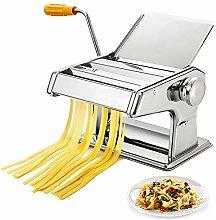 Greensen Nudelmaschine Pasta Maker Edelstahl