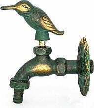 greenspring Bird, dekorative massivem Messing