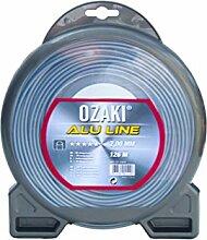 GREENSTAR 3857Schutzhülle Nylonband Aluline Ozaki, schwarz, 32216