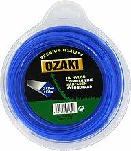 GREENSTAR 3935Schutzhülle Nylonband quadratisch Ozaki, schwarz, 16581