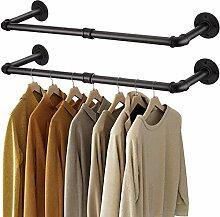 Greenstell Industrieller Rohr-Kleiderständer zur