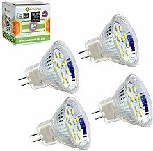 GreenSun LED Lighting MR11 GU4 3W 12 * 2835SMD