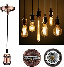 GreenSun LED Lighting Vintage Edison E27 Antike