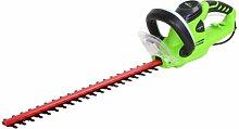 Greenworks Elektrische Heckenschere, 53cm, 500W -