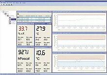 GREISINGER EBS 20M Software geeignet für