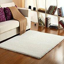 GRENSS 1 Stück hochwertige Fleece Berber Teppich