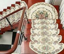 GRENSS 1 Stück Runde rutschfeste Teppich für Wohnzimmer und Schlafzimmer Mode große Matten Soft Solid einfachen Teppichen auf dem Boden 6 Farben V 20,2246,1 Stück