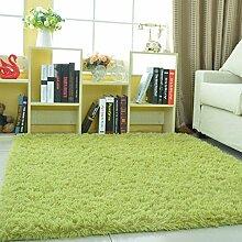 GRENSS 4,5 cm Langen weichen Teppich Shaggy