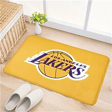 GRENSS 40 * 60 cm Custom NBA Team Logo Fußmatte