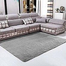GRENSS Anti-Slip Dicke große Teppiche moderner