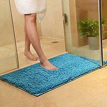 GRENSS Chenille Teppich für Wohnzimmer dekorative