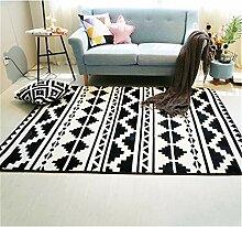 GRENSS Fashion Schwarz Weiß Geometrische