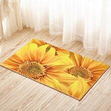 GRENSS Gedruckte Coral Fleece Teppich Teppich für
