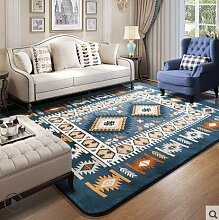 GRENSS Große Schlafzimmer Bett Tisch Teppich