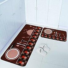 GRENSS Home Küche Fußmatte Sitzbank matten