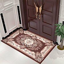 GRENSS Im europäischen Stil Jacquard Teppich für