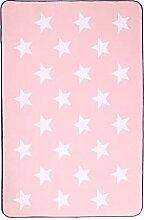 GRENSS Koreanische Design Stern gedruckt Teppich