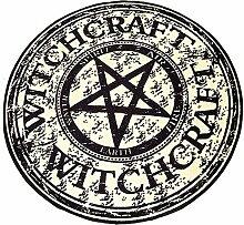 GRENSS Mode Pentagramm Weiches Flanell Fuß Tür