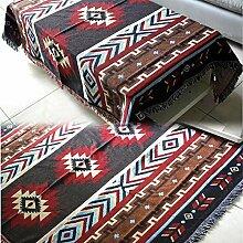 GRENSS Multifunktionshebel Kilim Sofa Blanket