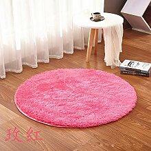 GRENSS Runden Teppich Teppiche für Wohnzimmer