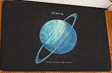 GRENSS Space Planet weichen Teppich Teppiche,