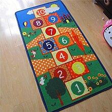 GRENSS Spiel Teppich Kinder Hopse Thema Teppich