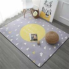 GRENSS Träumen Teppich 120x180cm Verdicken Soft