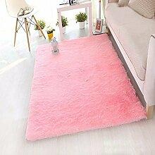 GRENSS Weiche Shaggy Teppich für Wohnzimmer Home