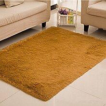 GRENSS Wohnzimmer Teppich stilvolle Beige Farbe