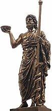 Griechische Gott-Statue, griechischer Gott der