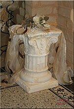 Griechische Säule Antik Blumensäule Dekosäule