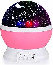 GRIFEMA DG3001-1, Sternenhimmel Projektor Lampe,