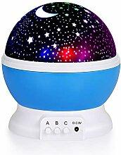 GRIFEMA DG3001-2, Sternenhimmel Projektor Lampe,