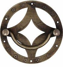 Griff,Chinesische türgriff Kupfer vintage griff Möbelgriff Hardware-zubehör Antike griff Kabinett stulp-D
