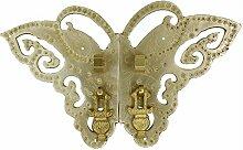 Griff,Im chinesischen stil griff Ming und qing antiken türklopfer Kupfer armaturen Türschnalle Tür schloss stück Möbelgriff Vintage hardware-zubehör 15cm-K