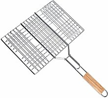 Grill Basket Barbecue Korb 35x24cm Grillkorb