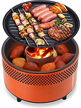 Grill BBQ Grill Holzkohlegrill Home Portable
