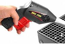 Grill BBQ Grill-Ventilator-Luft-Gebläse Feuerpistole für Outdoor Picknick Camping Kochen